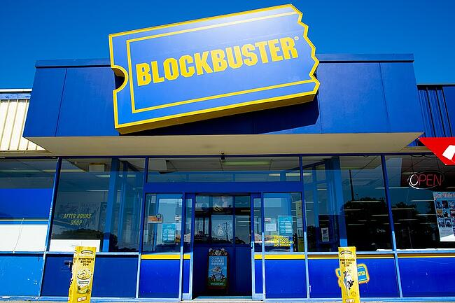 Blockbuster Video Could Have Bought Netflix