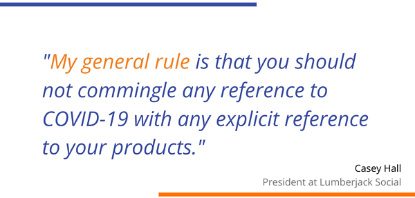 Casey Hall General Rule quote