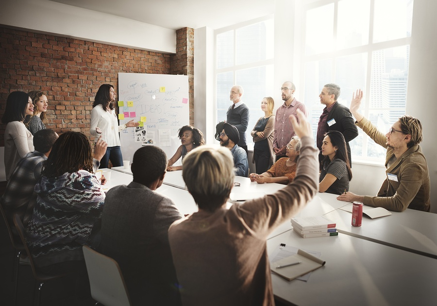 The Benefits of an Informed Workforce