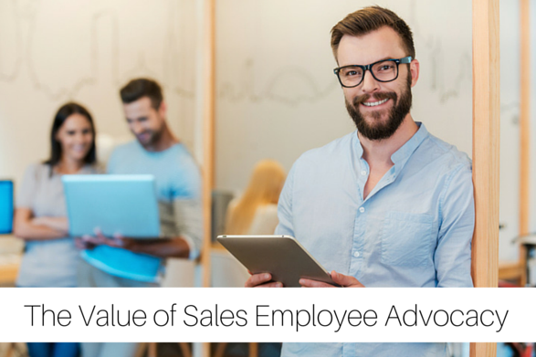 The Value of Sales Employee Advocacy (1)