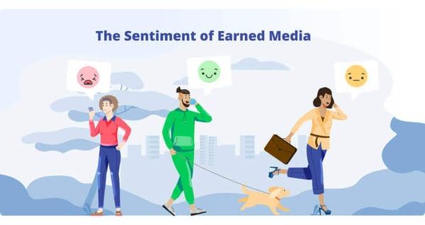 Sentiment Analysis of Earned Media