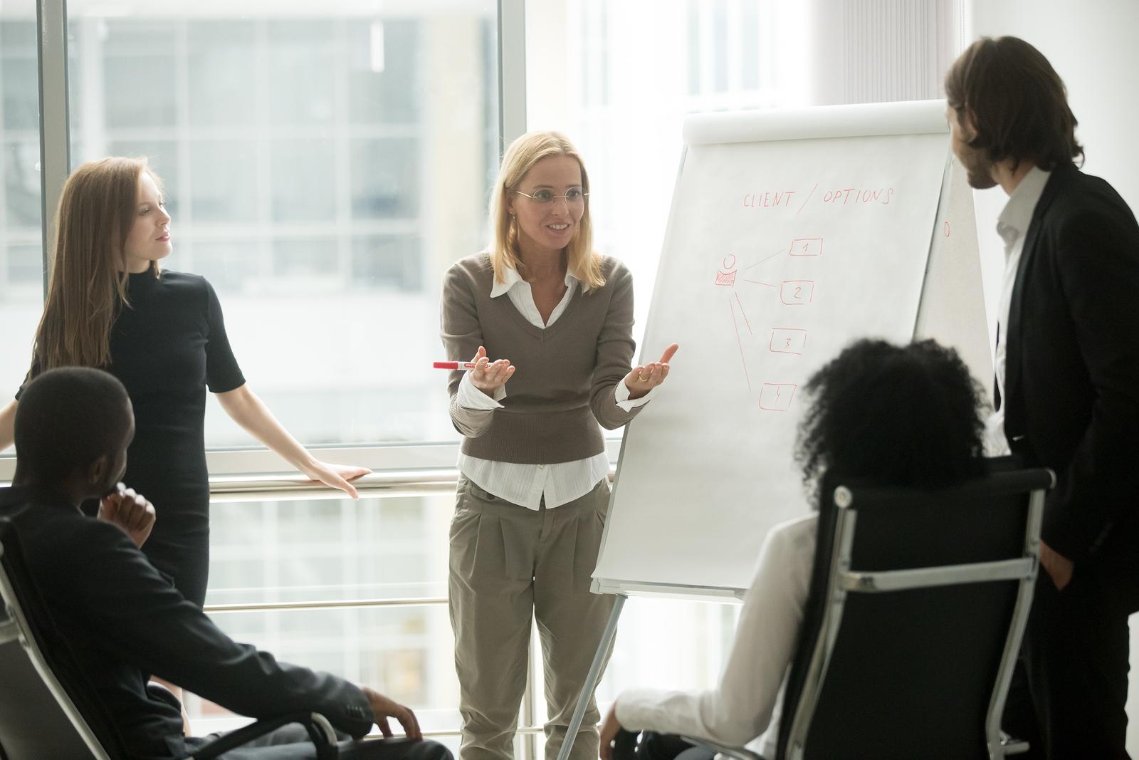 bigstock-Female-Team-Leader-Or-Business-229505212
